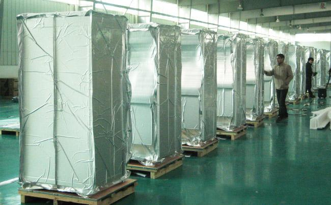 Vacuum Bag for Large Equipment